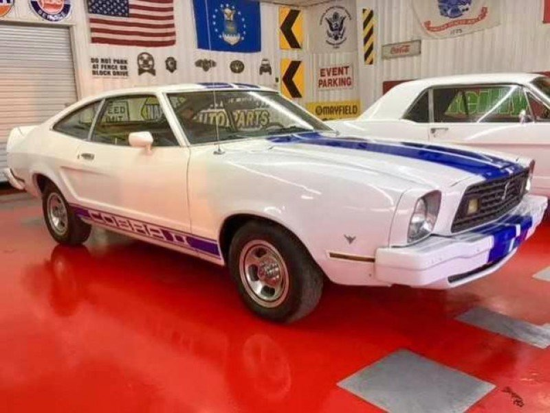 1976 Ford Mustang Classics For Sale Classics On Autotrader