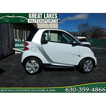 2014 smart fortwo Coupe for sale 101124875