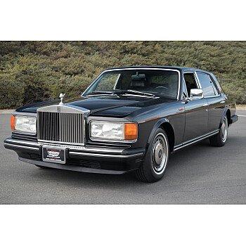 1993 Rolls-Royce Silver Spur II for sale 101124896