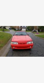 1993 Ford Mustang Cobra Hatchback for sale 101124901