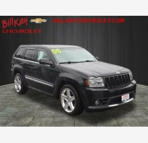 2006 Jeep Grand Cherokee 4WD SRT8 for sale 101124912