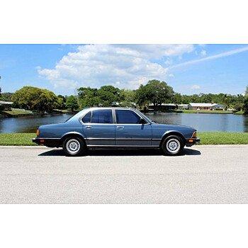 1984 BMW 733i for sale 101124929