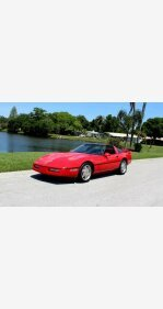 1988 Chevrolet Corvette Coupe for sale 101124930