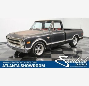 1968 Chevrolet C/K Truck for sale 101124933