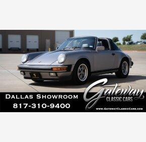 1988 Porsche 911 Targa for sale 101124944