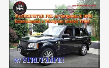 2008 Land Rover Range Rover Supercharged for sale 101124956