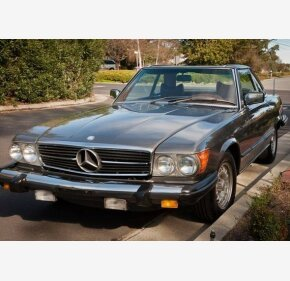 1979 Mercedes-Benz 450SL for sale 101125053