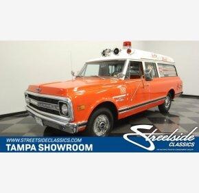 1970 Chevrolet Suburban for sale 101125065