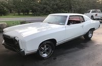 1971 Chevrolet Monte Carlo SS for sale 101125105