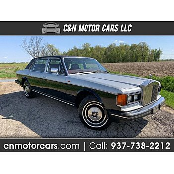 1985 Rolls-Royce Silver Spur for sale 101125147