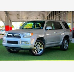 2012 Toyota 4Runner 4WD for sale 101125203