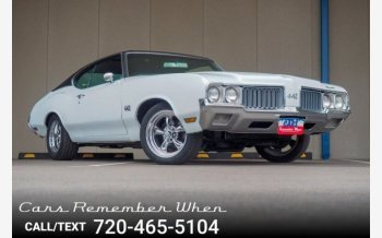 1970 Oldsmobile 442 for sale 101125305