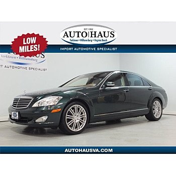2009 Mercedes-Benz S550 for sale 101125335