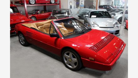 1990 Ferrari Mondial T Cabriolet for sale 101125364