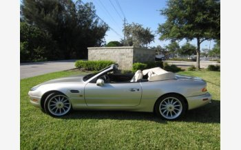 1998 Aston Martin DB7 Volante for sale 101125429