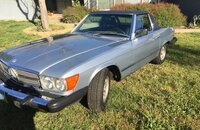 1982 Mercedes-Benz 380SL for sale 101125532