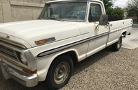 1972 Ford F100 2WD Regular Cab for sale 101125569