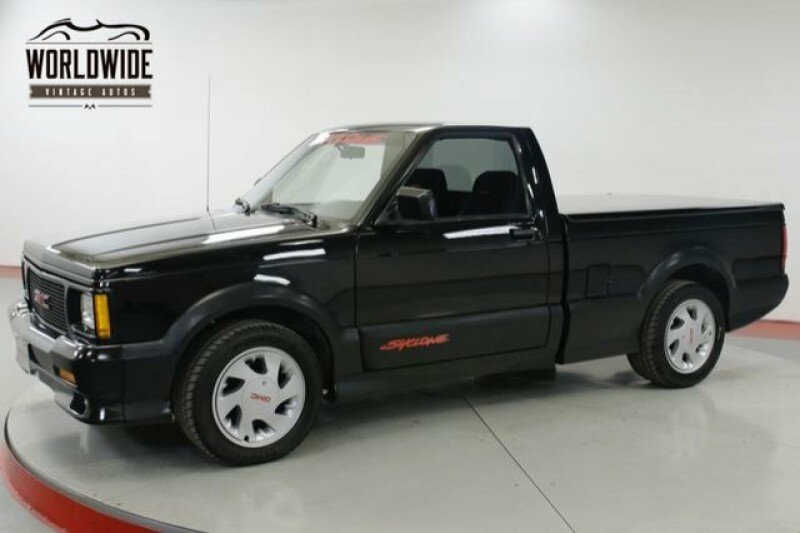 1991 GMC Syclone Classics for Sale - Classics on Autotrader