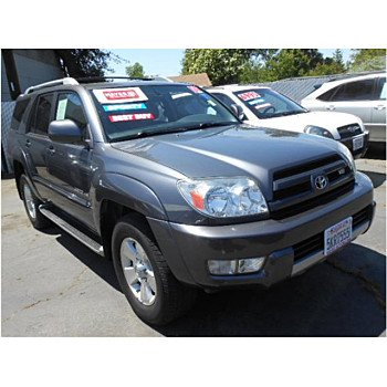 2004 Toyota 4Runner 4WD Limited for sale 101126037