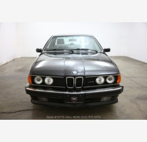 1988 BMW M6 for sale 101126091