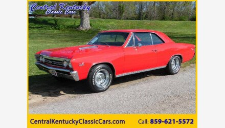 1967 Chevrolet Chevelle SS for sale 101126093