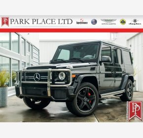 2018 Mercedes-Benz G63 AMG for sale 101126098