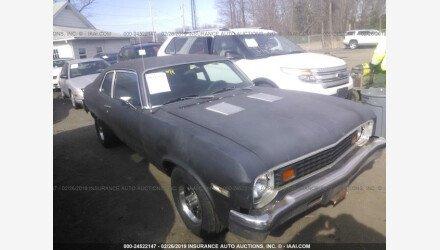 1974 Chevrolet Nova for sale 101126472