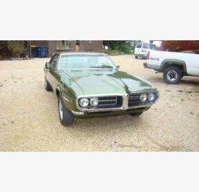 1968 Pontiac Firebird for sale 101126569