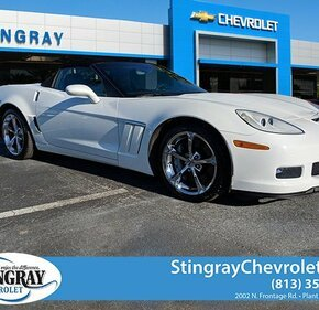 2011 Chevrolet Corvette Grand Sport Convertible for sale 101126584