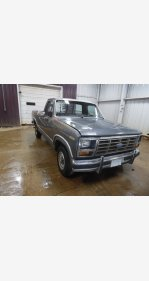1986 Ford F150 2WD Regular Cab for sale 101126622