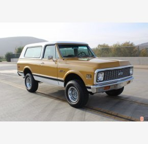 1971 Chevrolet Blazer for sale 101126627