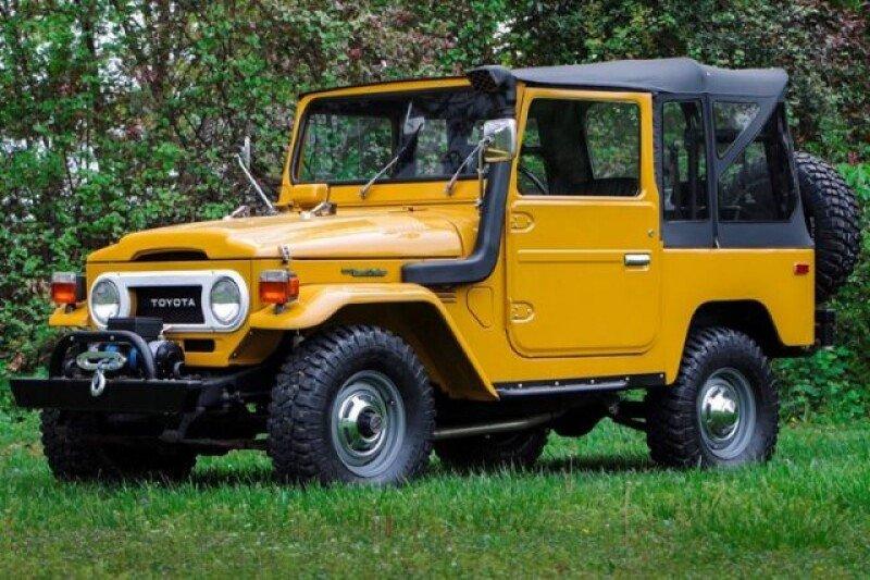 1977 Toyota Land Cruiser Classics for Sale - Classics on Autotrader