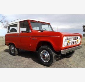 1966 Ford Bronco for sale 101126734