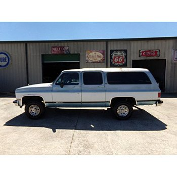 1990 Chevrolet Suburban 4WD for sale 101126766