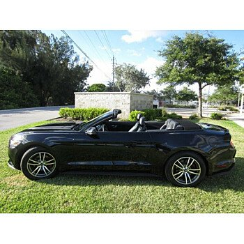 2016 Ford Mustang Convertible for sale 101126770