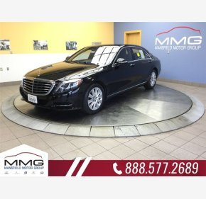 2015 Mercedes-Benz S550 4MATIC Sedan for sale 101126787