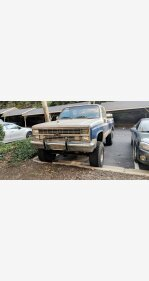 1986 Chevrolet C/K Truck 4x4 Regular Cab 1500 for sale 101126814