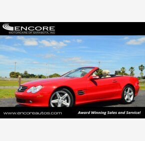2005 Mercedes-Benz SL500 for sale 101126843