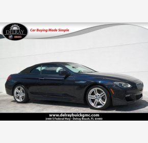 2015 BMW 650i Convertible for sale 101126848