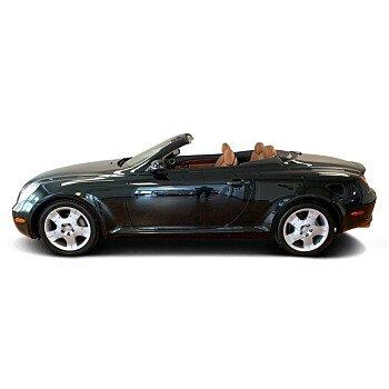 2004 Lexus SC 430 Convertible for sale 101127242