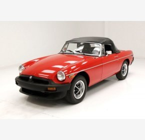 1978 MG MGB for sale 101127258