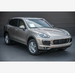 2016 Porsche Cayenne for sale 101127276