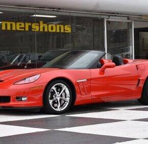 2012 Chevrolet Corvette Grand Sport Convertible for sale 101127286