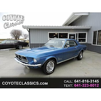 1968 Ford Mustang for sale 101127326