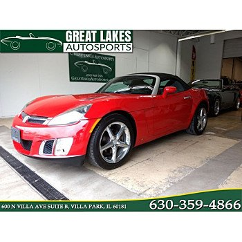 2008 Saturn Sky Red Line for sale 101127363