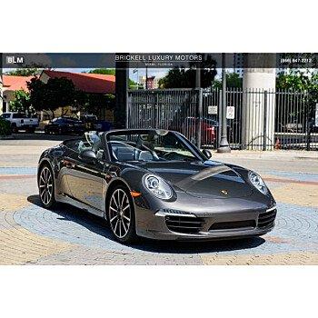 2013 Porsche 911 Carrera S Cabriolet for sale 101127383