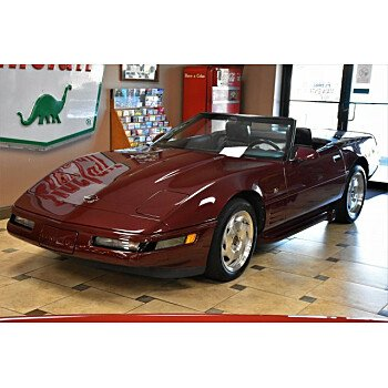 2001 Chevrolet Corvette for sale 101127424
