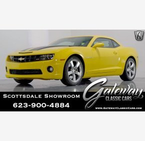 2010 Chevrolet Camaro SS Coupe for sale 101127478