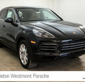 2019 Porsche Cayenne for sale 101127499