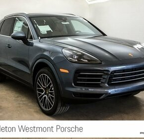 2019 Porsche Cayenne S for sale 101127500
